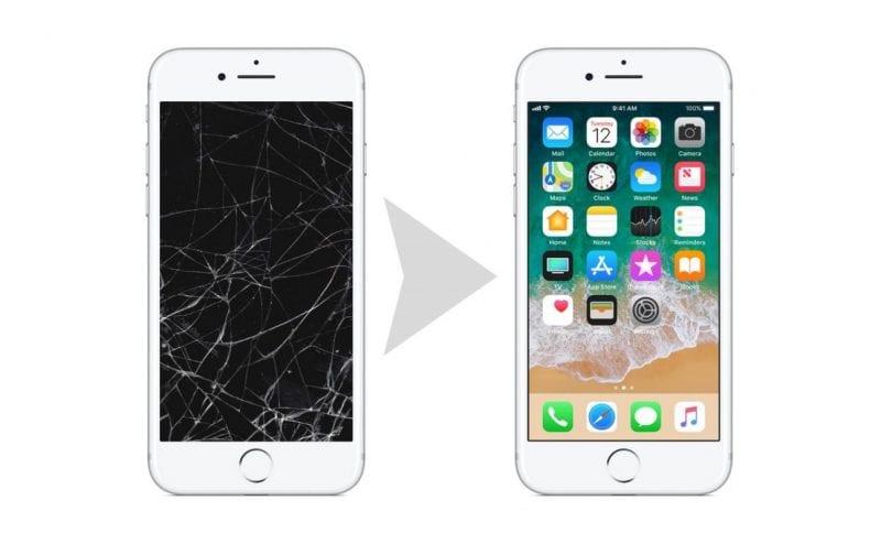 Riparazione Schermo Smartphone